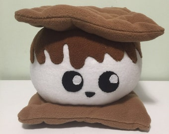 Smore Pillow (Made to Order)