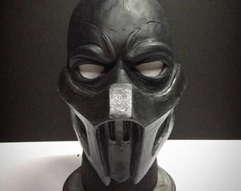 Noob Saibot Mask - Mortal Kombat 9