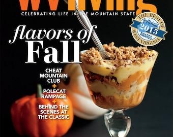 WV Living Magazine: Fall 2015