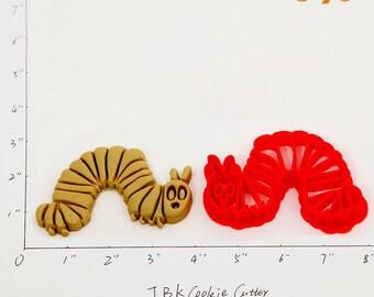 Hungry Caterpillar Cookie Cutter  hungry caterpillar thank you,hungry caterpillar decorations,hungry caterpillar birthday shirt,649