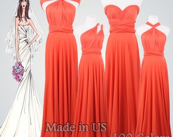 Long Bridesmaid Dress,Coral Dress,Long Dress,Coral Bridesmaid Dress,Coral Long Bridesmaid Dress,Bridesmaid Dress Long