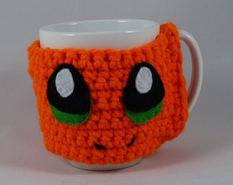 Charmander mug cozy