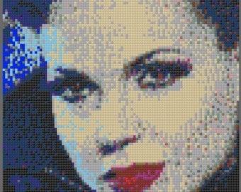 LEGO Evil Queen Mosaic Once Upon a Time Regina Lana Parrilla