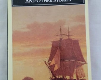 Herman Melville, Billy Budd and Other Stories, Penguin Classics, Paperback edtion, 1986, Classic Literature, American Writer