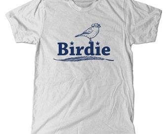 Birdie Sanders T-Shirt, Berdie Bernie Sanders Bird Tee Shirt