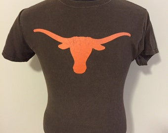 Vintage University of Texas T-Shirt Small
