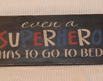 Even a Superhero