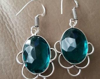 London Blue Topaz Earrings!