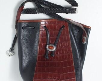 Vintage Brighton Bucket Bag