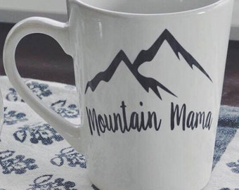 Mountain Mama Coffee Mug