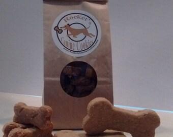 Gluten Free Peanut Butter Dog Treat