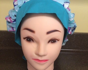 Bouffant surgical cap
