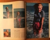 LIFE magazine Clint Eastwood cover feat. photos of young Marilyn Monroe 1971 issue