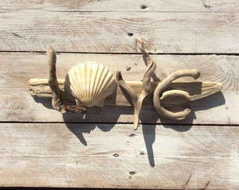 "Driftwood ""Love"" Sign"