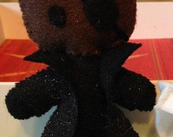 Nick Fury Felt Doll