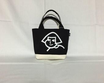 Canvas Tote Bag(petite)