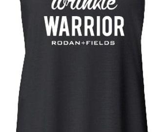 Wrinkle Warrior RF Rodan and Fields tank
