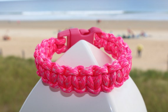 Paracord bracelets, cat and dog collars - made to order for you- 30% of all sales benefits Abandoned Angels of NYS