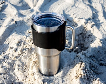 YETI Rambler 30 oz Tumbler Handle - Black (Handle Only)