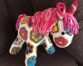 Custom Made Horse