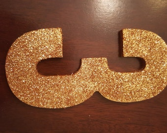 Table Number- Glitter