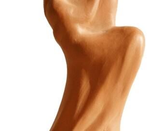 Terracotta sculpture, #bomboniera wedding #wedding favors idea