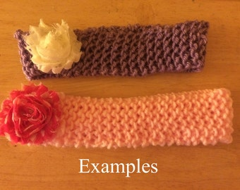 Made to order Headbands