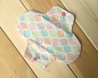 Diamond reusable panty liner, cloth pad, pad, menstual pad, cloth, mama cloth