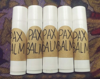 Pax Lip Balm 3 Pack