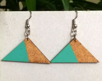 (Large) Triangle earrings