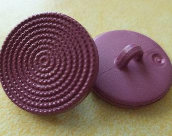 14 buttons purple 18mm (3270) button