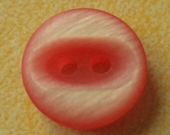 13 small buttons red 13 mm (4987) button