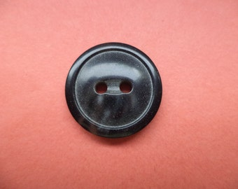 8 black buttons 18mm (3550) knob black