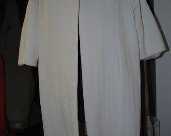 White coat 1950