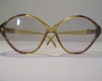 vintage eyeglasses Play Boy 80/90 year Austria frame 4548 80 54 12