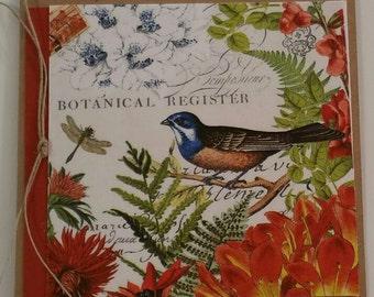 Botanical Bird