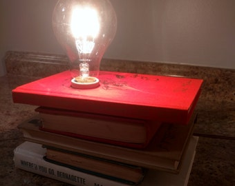 The Head Light Book Light
