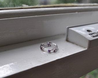 Flower Ring, Plant Ring, Terrarium Ring