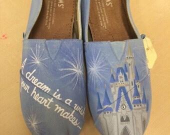 Cinderella Castle TOMS