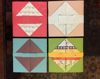 Handmade Paper Origami Card