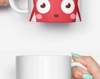 Fries before guys - funny mug, coffee mug, office mug, gifts for him, cute mug, birthday mug, gifts for her 4C054