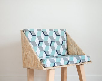 Chair in OSB