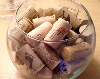 Lot of 52 SYNTHETIC Craft Wine Corks