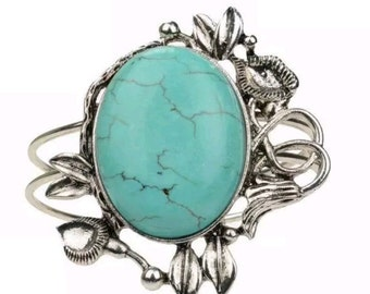 Turquoise Cuff Braclet