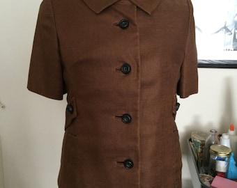 Vintage Brown Jacket