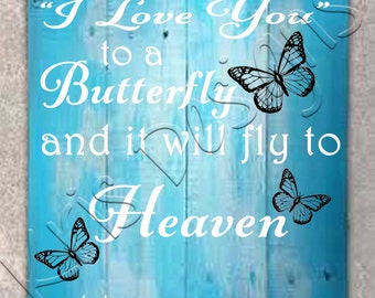 Whisper to a Butterfly
