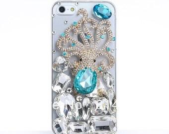 Iphone Case with Swarovski crystals