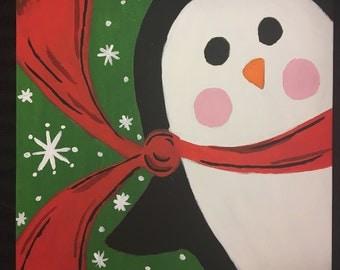 Christmas Penguin