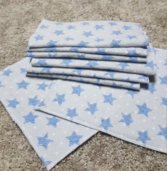 Cloth wipes set of 20