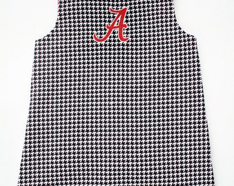 University of Alabama Houndstooth Sweetie Dress